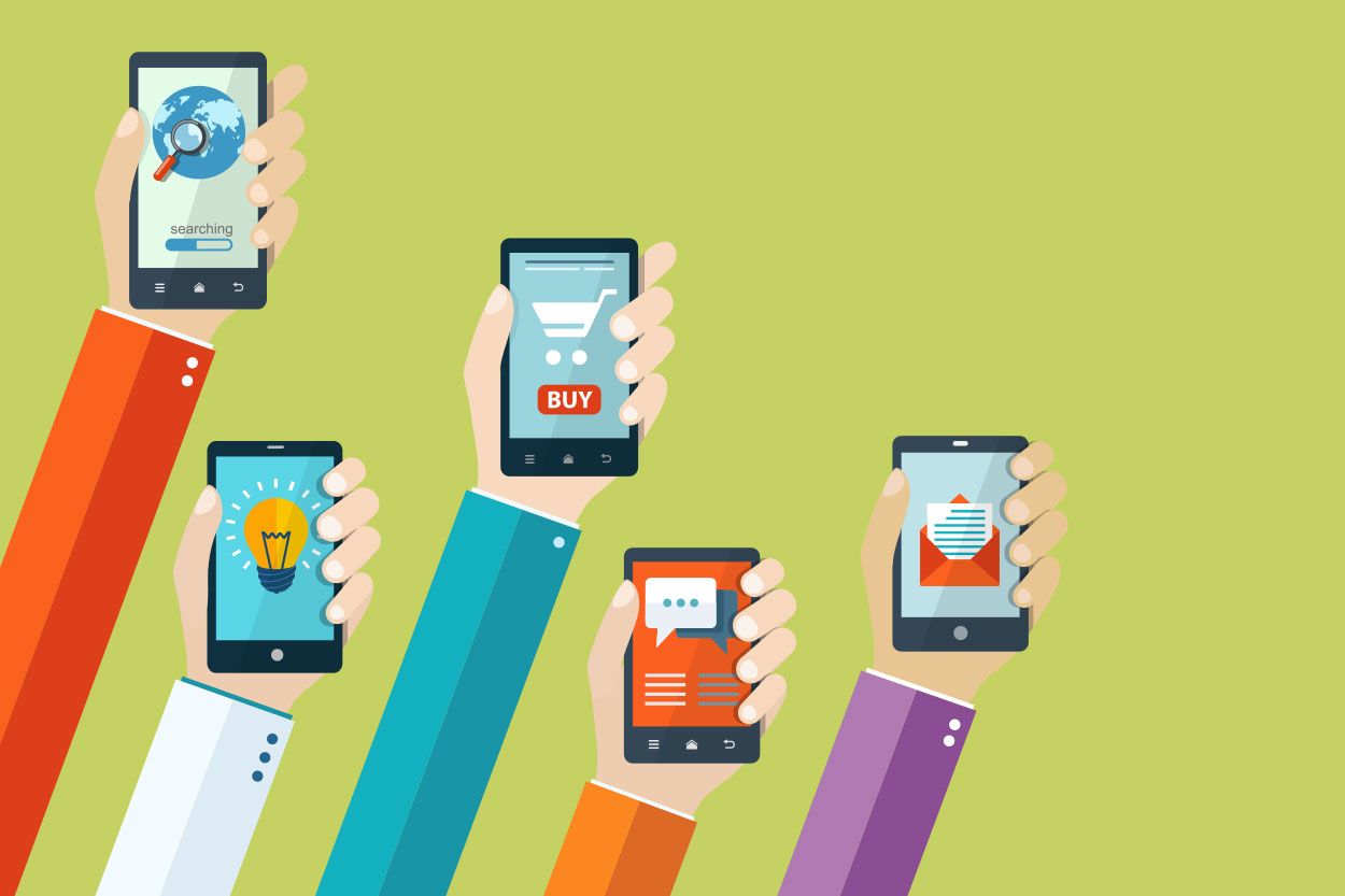 Construction firms use of mobile business apps increases tech - Blog