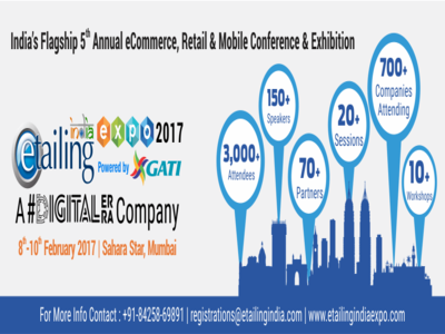 eTailing India Expo 2017