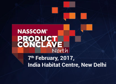 Nasscom Product Conclave (NPC) - North