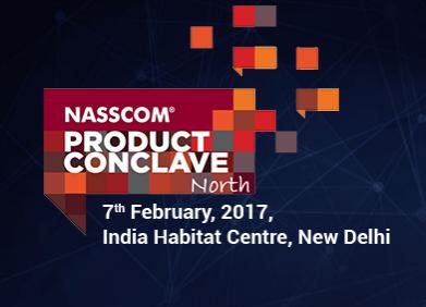 Nasscom Product Conclave (NPC) - North
