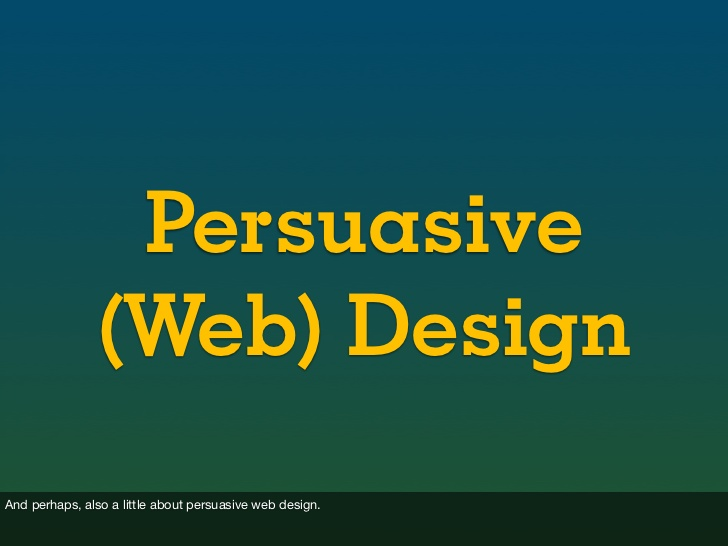 Redefining Your Business With A Persuasive Website