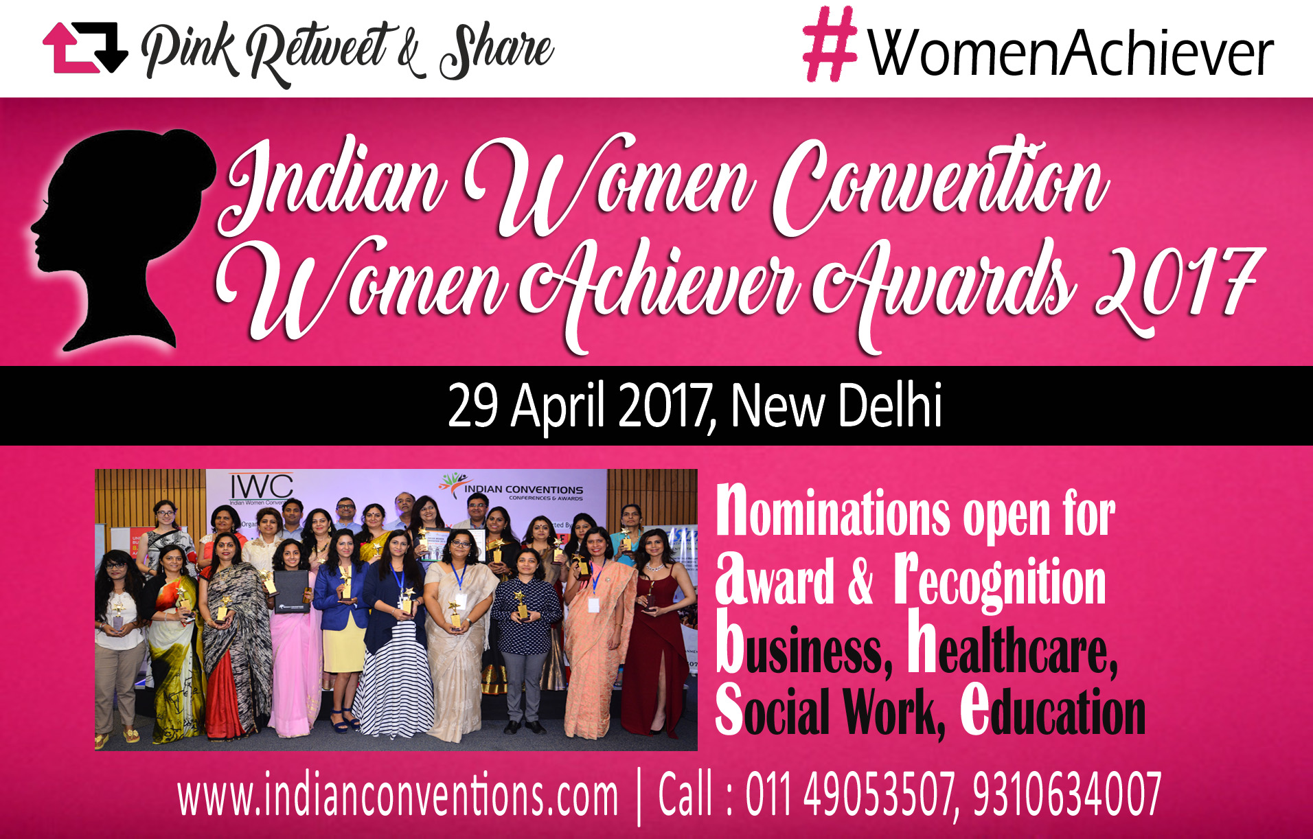 Indian Women Convention & Achievers Awards