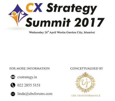 CX Strategy Summit 2017