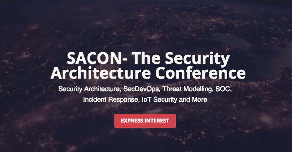 SACON- India