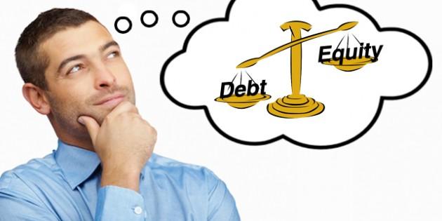 Debt Funding Vs Equity Funding: What
