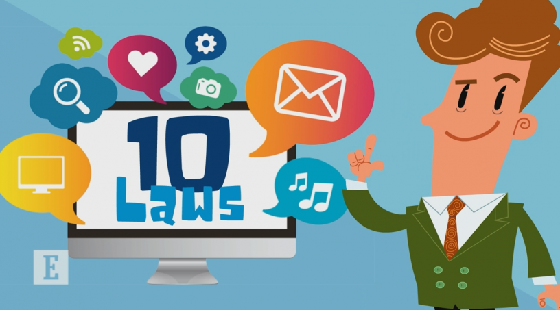 10 Laws of Social Media Marketing That You Must Follow
