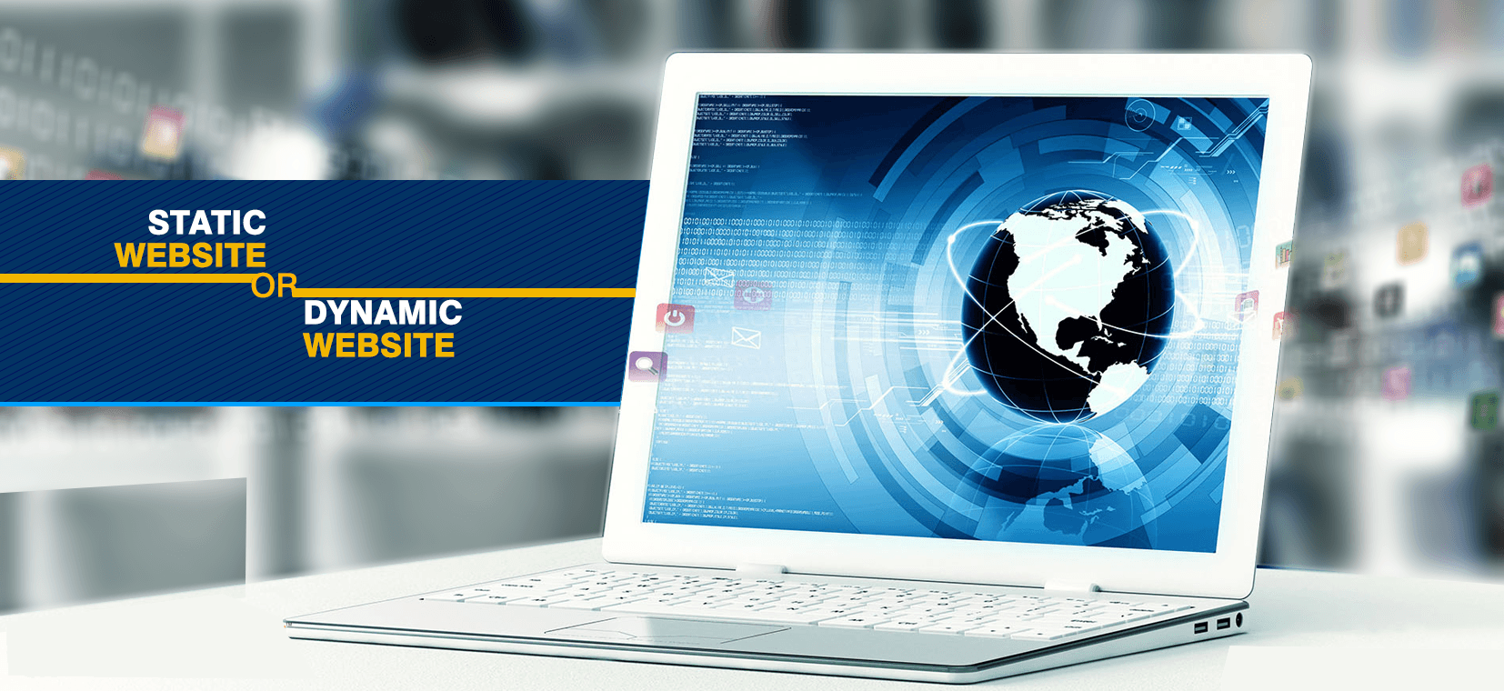 Top 9 Differentiating Factors Between Static vs Dynamic Website