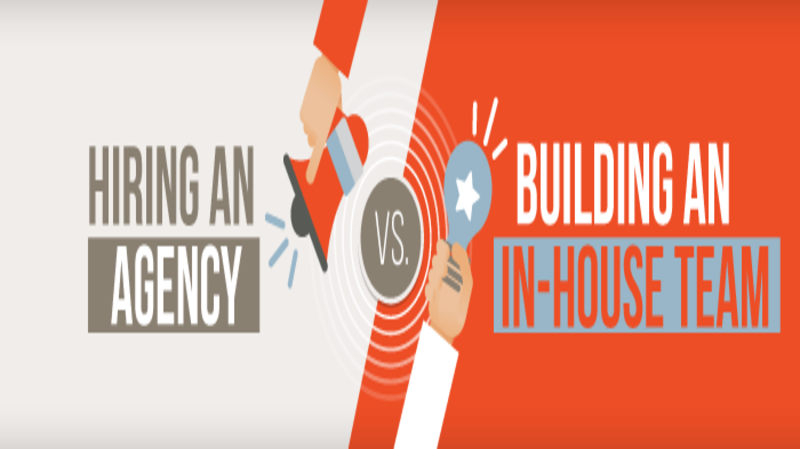 Understand The Difference - Inhouse Vs. Outsource Online Marketing