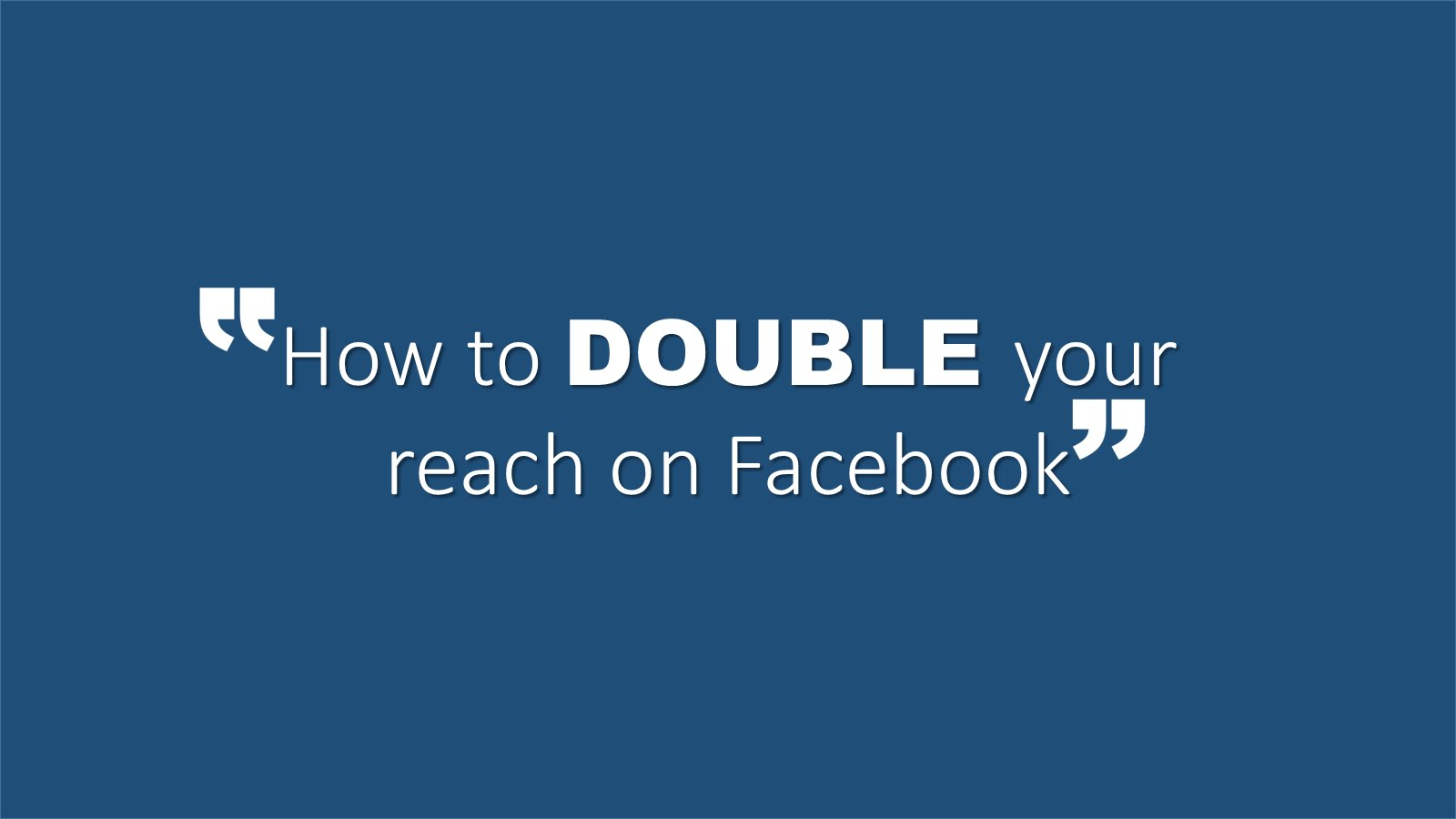 5 Tips To Increase Fanbase On Your Facebook Page