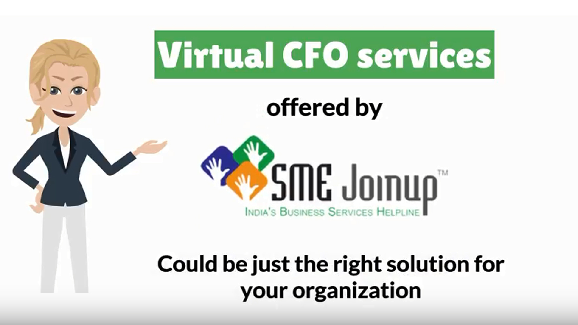 Virtual CFO Services Explainer Video