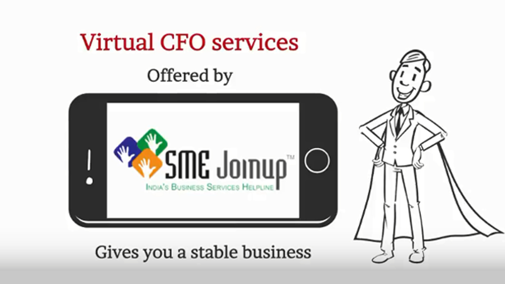 Virtual CFO Whiteboard Video