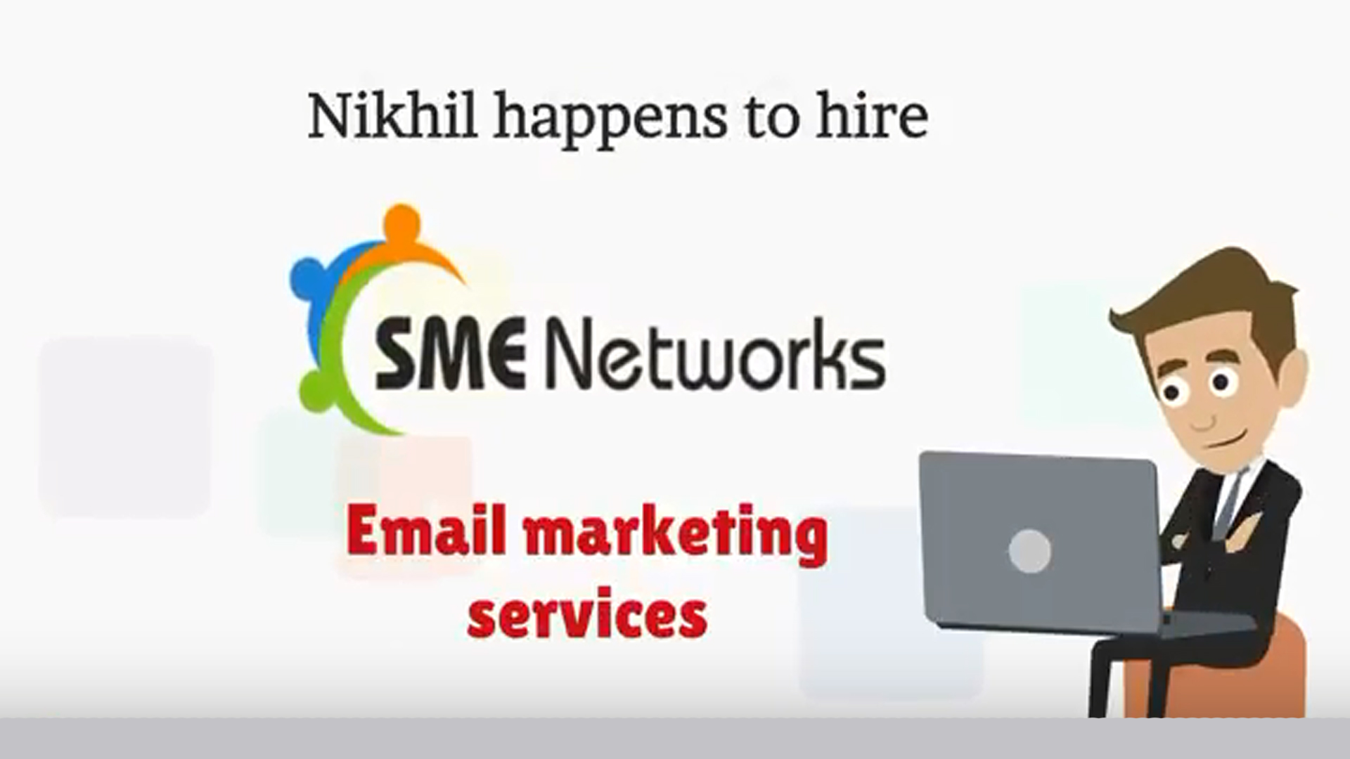 Email Marketing Animated  Explainer Video