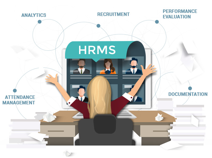 How Implementing An HRMS System Benefits an Organization