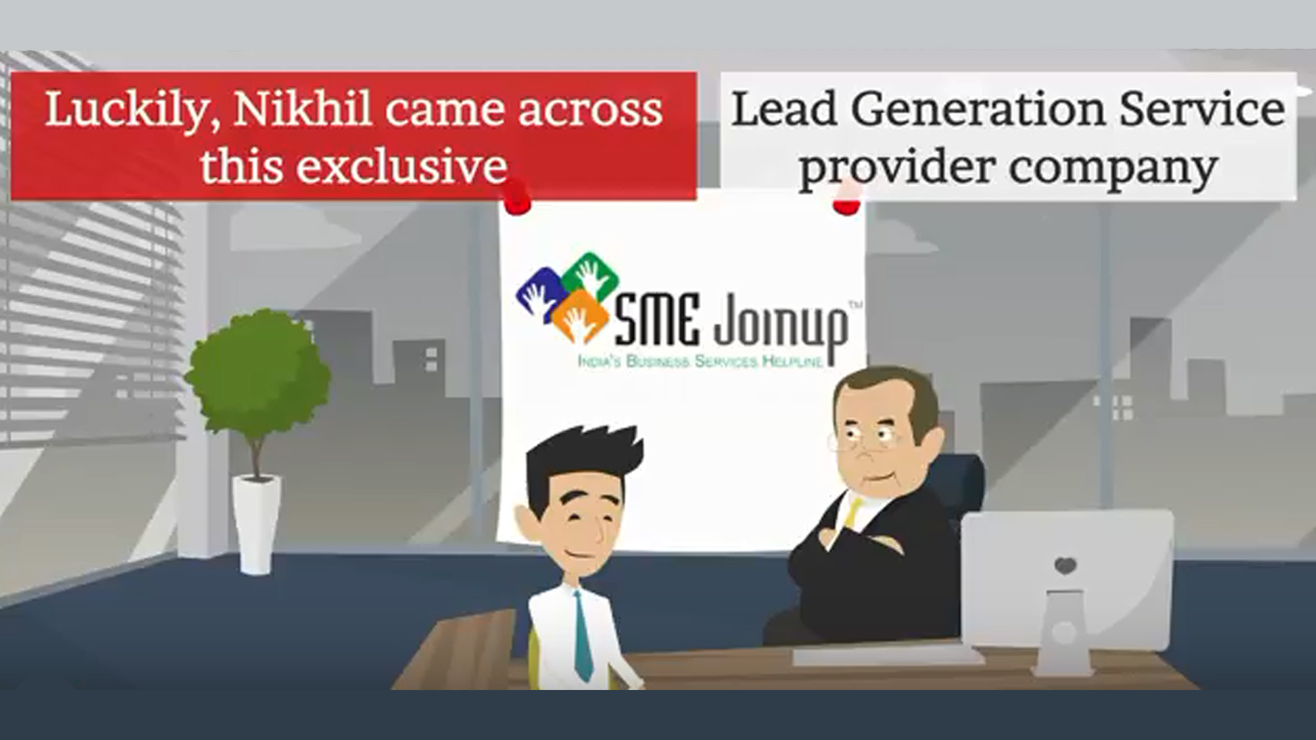 Lead Generation Animated Explainer Video