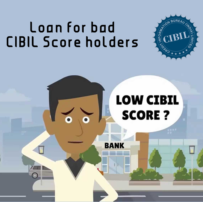 Low CIBIL Score? Apply For Personal Loans With Bad CIBIL Credit Score
