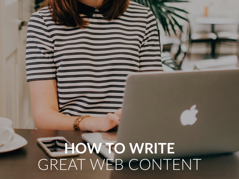 Top 7 Important Elements That Helps You Write Great Web Content