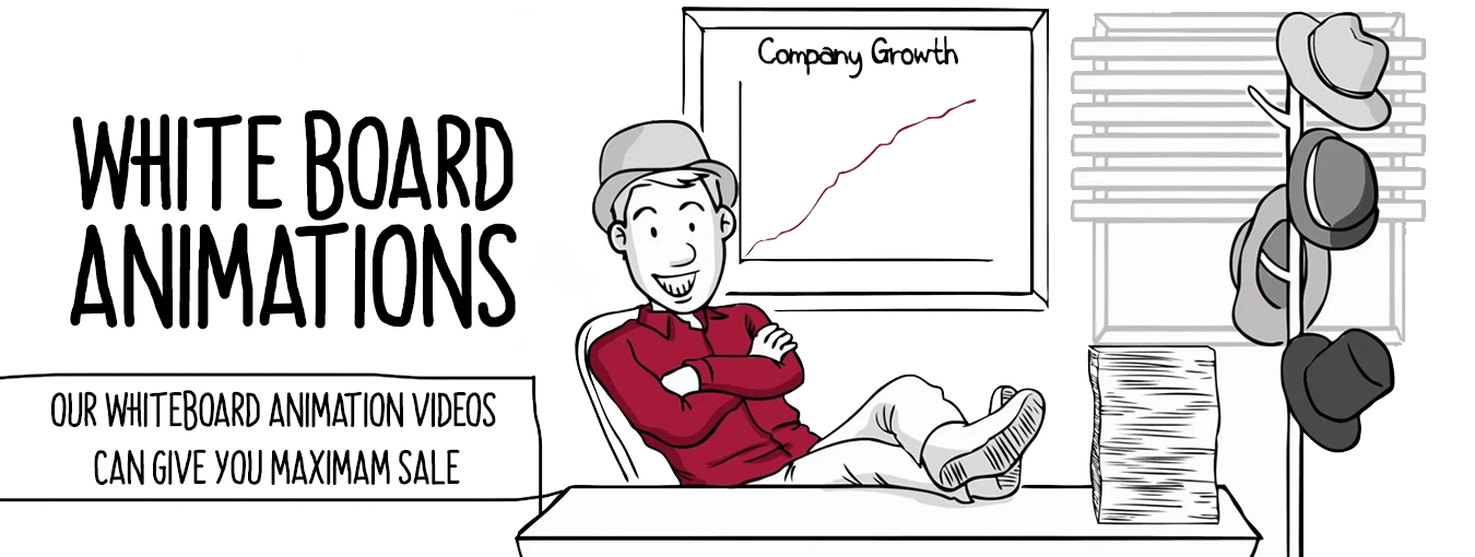 5 Benefits Of Using Whiteboard Animation Videos For Your Business