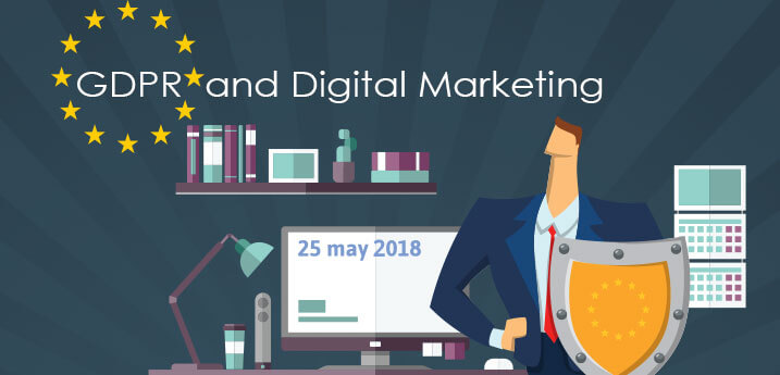 GDPR And Digital Marketing - Things You Should Know