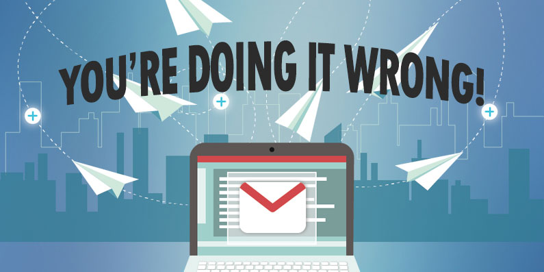 For Successful Email Campaigns Avoid These 7 Costly Mistakes