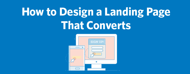 8 Key Design Tips For High Converting Landing Page