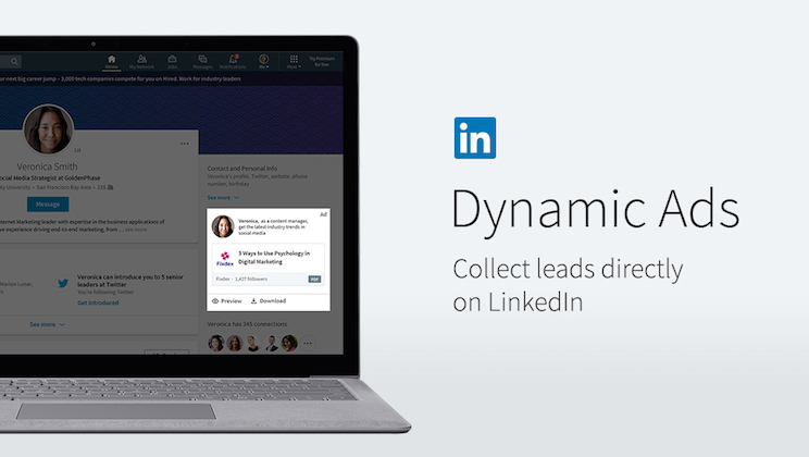 LinkedIn Dynamic Ads | What Are They And How They Perform
