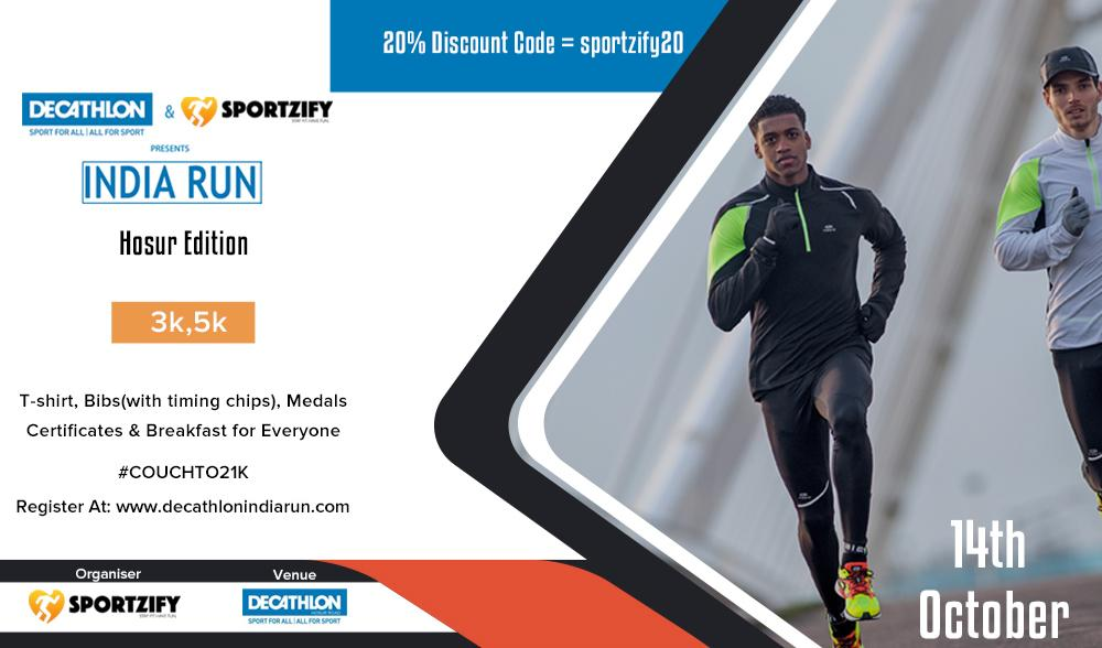 Decathlon India Run