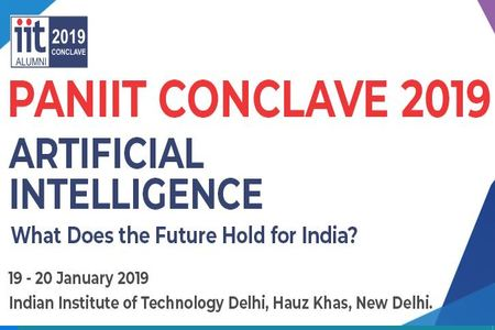 PanIIT Conclave 2019 Artificial Intelligence