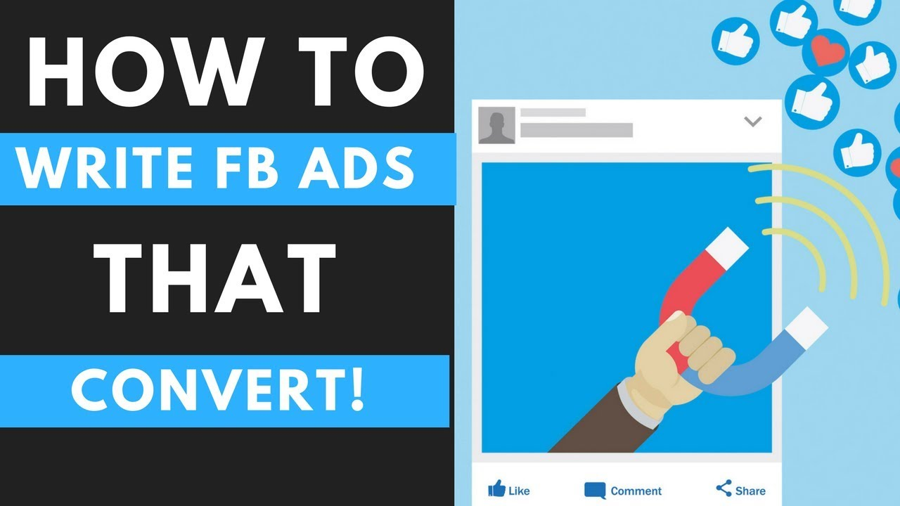 Facebook Ads | Top 7 Effective Tips To Write Facebook Ads That Convert