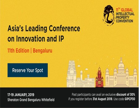 11th Global  Intellectual Property Convention