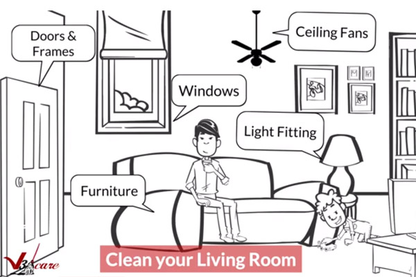 Professional Cleaning Services Video
