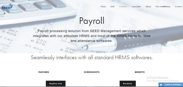 Seed management