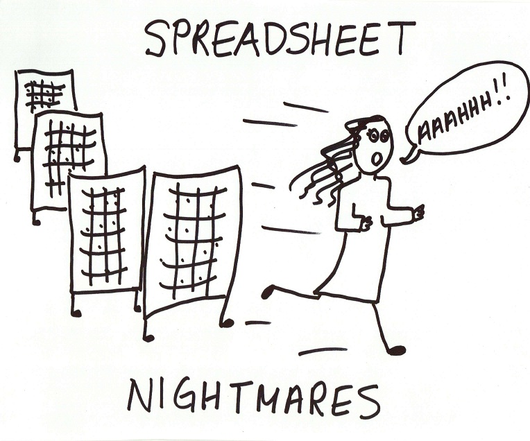 HR Should get rid of Excel Spreadsheets