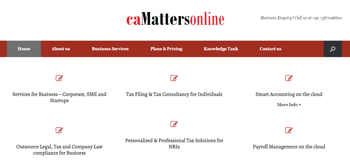 ca matters online
