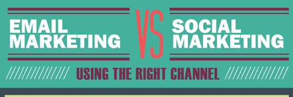 email marketing vs social marketing