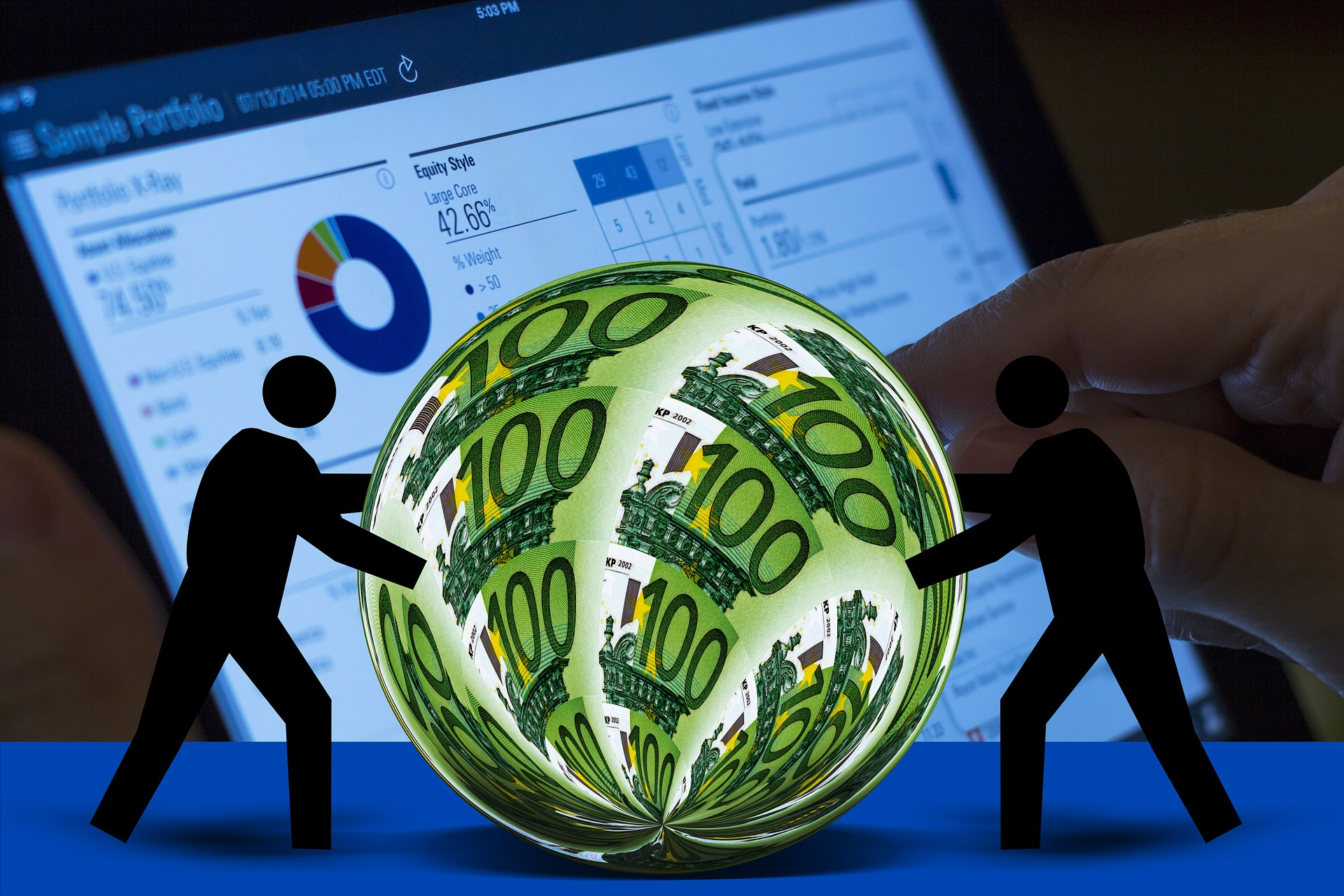 Develop Financial Acumen- Financial Services Helps In Managing Your Money