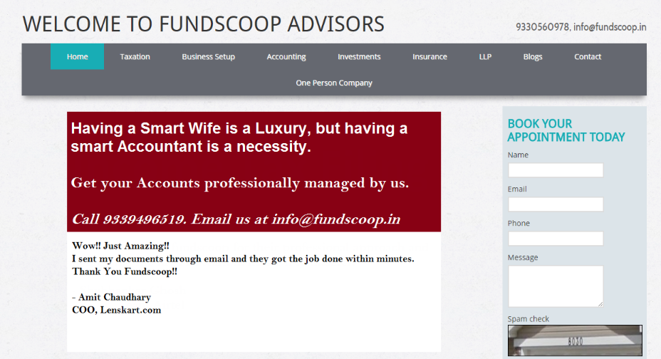 fundscoop advisors