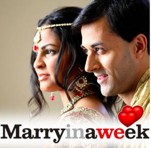 marry in a week